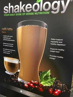 Cafe Latte Shakeology Goes on Sale!