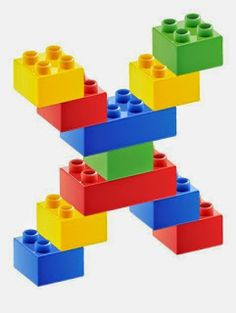Aba Therapy Activities, Lego Therapy, Montessori Activities, Lego Duplo, Alphabet Games, Alphabet And Numbers, Lego Letters, Tangram Puzzles, Lego Challenge