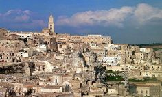 With its ancient troglodyte caves, Matera is a favorite spot to visit near…