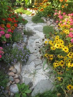 Alternate path to front door. May use mulch and stone. Playhouse Ideas, Gardening Zones, River House, Growing Flowers, Walkways, Life Organization, Play Houses, Paths, Landscaping