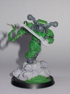 Warhammer Emperor, Warhammer 40000, Chaos Lord, Blood Bowl, Knights, Marines, Weapons, Eye Candy, It Works