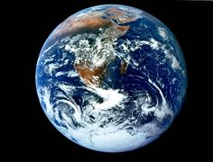 40 years later, Apollo 17's Blue Marble leaves a mark on our memory (Photo: NASA / AFP)