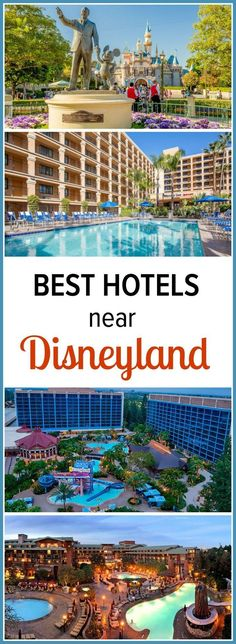 15 best hotels near Disneyland, California - from budget to luxury and Disney properties! Planning a Disneyland vacation? Not sure where to stay? Check out this list of the best hotels near Disneyland including 3 stars, 4 stars and Disney Hotels. Hotel California, California Vacation, Disneyland California, Anaheim California, Visit California, California Quotes, California Burrito, Ontario California, South California