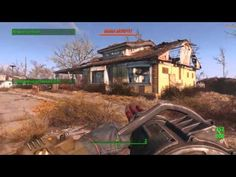 Fallout 4 minigun