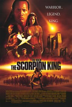 The Scorpion King (2002). The Rock. Sorcery | Fantasy | Adventure.
