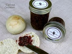 Mulberry Jam from Curious Cuisiniere