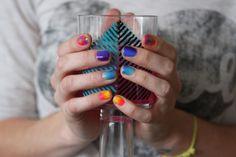 Introducing the DIY Sponge Manicure - Brit & Co. - Style