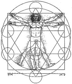 What a piece of work is man ~ Sacred Geometry, Divine Proportions ~ Leonardo da Vinci Monte Fuji Japon, Squaring The Circle, Divine Proportion, Sacred Geometry Art, Art Sculpture, Mystique, Flower Of Life, Patterns In Nature, Geometric Shapes