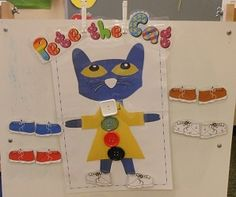 Pete the Cat props