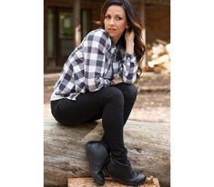 Aalto Chukka Boot outfit for women from KURU Footwear. || How to ...