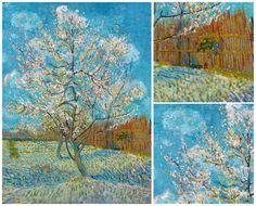 lonequixote:   The Pink Peach Tree (with details)...   Lone Quixote