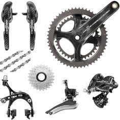 wiggle.com.au | Campagnolo Chorus (Carbon) 11 Speed Groupset | Groupsets and Build-kits