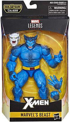 Marvel X-Men Sabretooth figure along with BAF Giant Man Left foot. loose