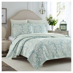 Rowland Quilt Set Laura Ashley : Target