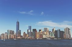 NYC breath-taking skyline