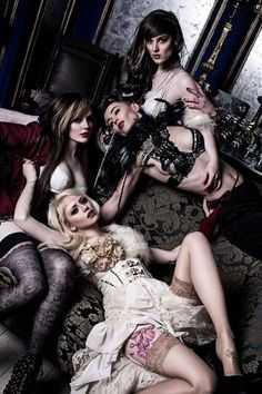 Scream from debut album '1917'. Check out The Courtesans on ReverbNation