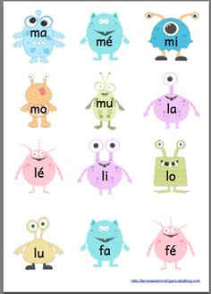 Mission ratatiner des monstres Teaching Tools, Teaching Resources, Teaching Ideas, Grade 1 Reading, Core French, French Classroom, French Resources, French Immersion, French Lessons