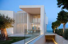 Sardinera House, Jávea, Spain, designed by Ramón Esteve.