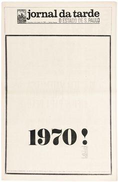 A good year. From Linha do tempo do design gráfico no Brasil.