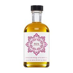 Ren Moroccan Rose Otto Bath Oil #Valentines