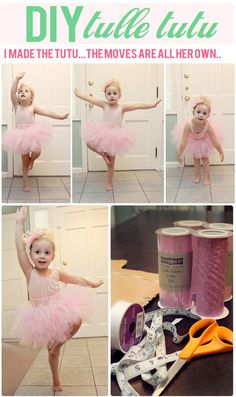 The Busy Budgeting Mama: DIY Tulle Tutu Tutorial...this would be a fun job for a dress up outfit