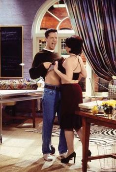"Karen Walker Quotes Will Grace | Will & Grace"" Wednesday: Karen teaches Jack how to ""start ..."