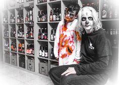 #Halloween #2015 en la #DomadorayLeón de #Frigiliana #Málaga