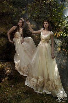 I like the flowy dresses