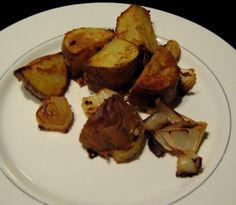 Mustard Roast Potatoes Recipe #recipes