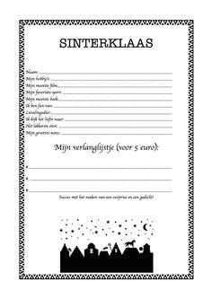 Sinterklaas gedicht flirten