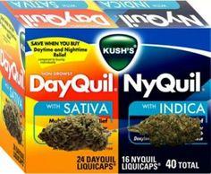 Green medicine.