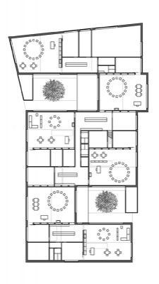 PROJEKTE / KASTKAEPPELI ARCHITEKTEN BERN BASEL Planer, Floor Plans, Diagram, How To Plan, Kindergarten, Home Technology, Kindergartens, Preschool, Floor Plan Drawing