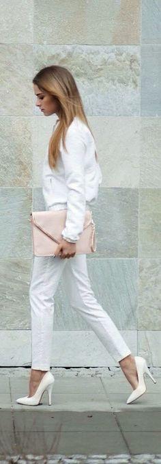 ZZ Bellagio Street Chic in White