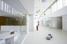 Nursery School in Pamplona_Larraz arquitectos