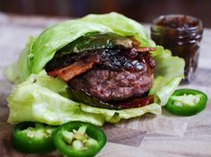 Paleo Fuddrucker Burger! (with awesome paleo spice mix!!)