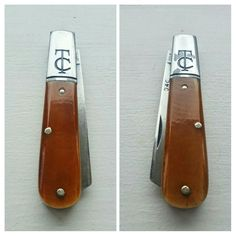 Great Eastern Cutlery #15 Ancient TC Barlow in Parchment Bone.