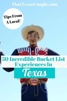 50 Awesome Texas Bucket List Experiences - That Texas Couple