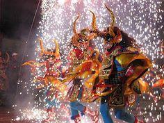 """""""La Diablada"""" Carnaval de Oruro, Bolivia"""