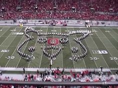 Ohio State half-time show HOLY COW!  Long but I laughed soon many times!!