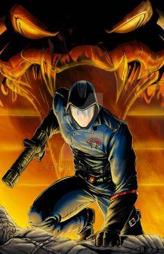 Cobra Commander by 1314 on DeviantArt