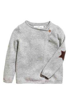 Zavinovací sveter