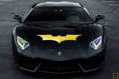 Batman car .. yes