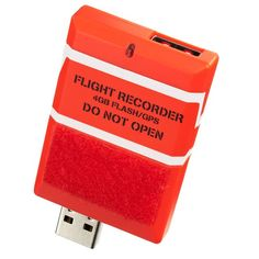 Fancy - Parrot AR.Drone 2.0 Flight Recorder—Buy Now! Parrot Ar Drone, Holiday List, Usb Flash Drive, Stuff To Buy, Drones, Christmas Gifts, Fancy, Button