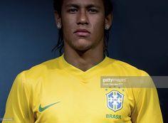 Neymar during Nike Unveils Brazil New Kit at Jockey Club Brasileiro on February 03, 2012 in Rio de Janeiro, Brazil.