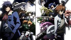 Red Eyes Sword - Akame ga KILL! - Épisode 15 : Mort à l'ordre religieux. Plus d'informations sur la série sur http://anime.kaze.fr/catalogue/red_eyes_sword