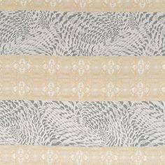 Beacon Hill's Shape Shifter fabric in Silver Gold #fabric #design #upholstery: