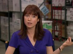 Erin from the office or Dafphne from scooby doo