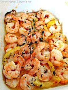YUM! Im havin shrimp tonight! Check out how eating right can improve your health here!
