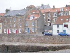 Cellerdyke Harbour Fife, Scotland. We had a House on this Street for 2012 Hols.