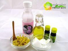 naturalny krem do ciala skladniki woda rozana jak zrobic przepis olej kokosowy wosk pszczeli naturalnienaturalni